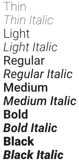 30 Captivating Google Web Fonts for Businesses in 2019 » G Squared